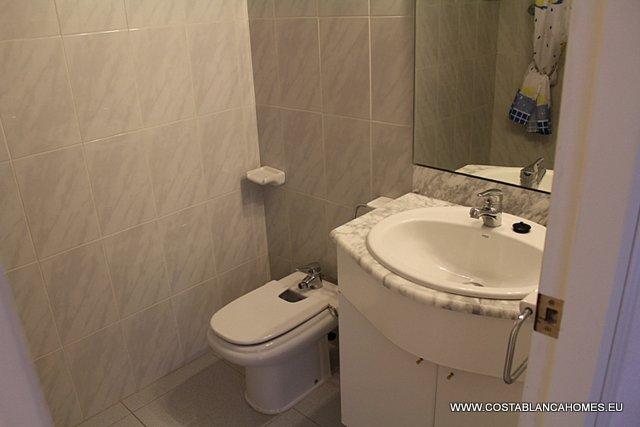 Altea appartement s 034 costa blanca - Vliegtuig badkamer m ...