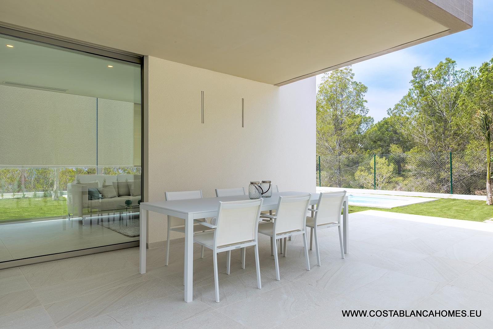 Finestrat villa s 723 costa blanca - Vliegtuig badkamer m ...