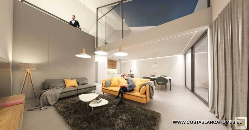 Albir villa s 227 costa blanca - Vliegtuig badkamer m ...