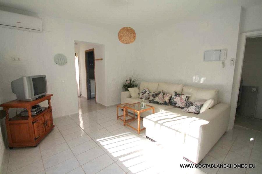 Albir appartement r 189 costa blanca - Vliegtuig badkamer m ...
