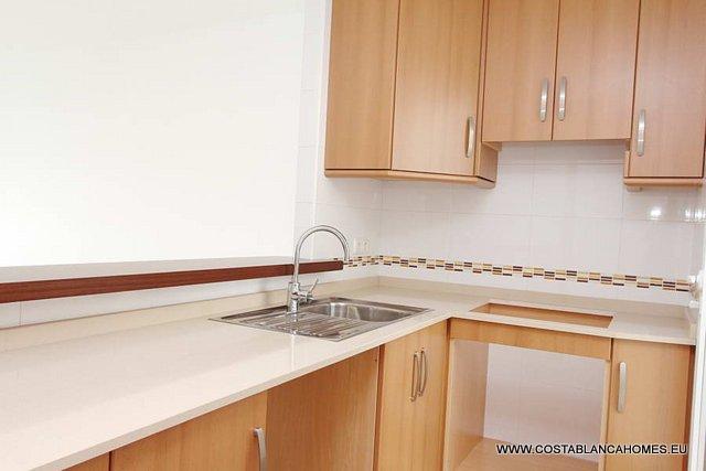 Altea appartement s 813 costa blanca - Vliegtuig badkamer m ...