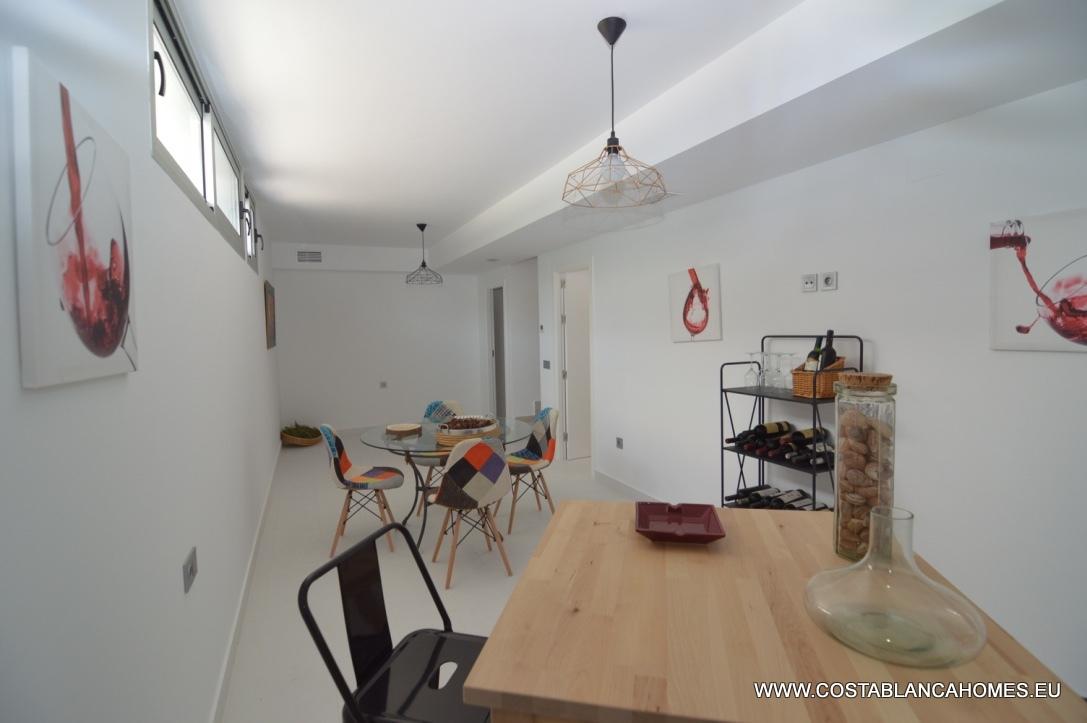 Finestrat villa s 402 costa blanca - Vliegtuig badkamer m ...
