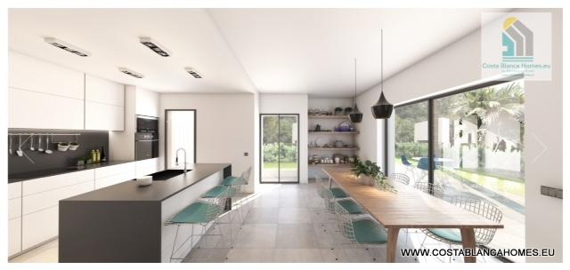 Albir villa s 234 costa blanca - Vliegtuig badkamer m ...