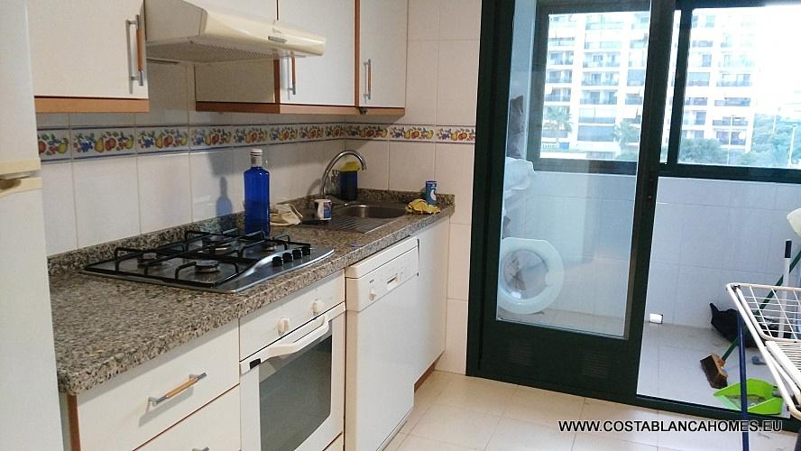 Finestrat la cala appartement r 084 costa blanca - Vliegtuig badkamer m ...