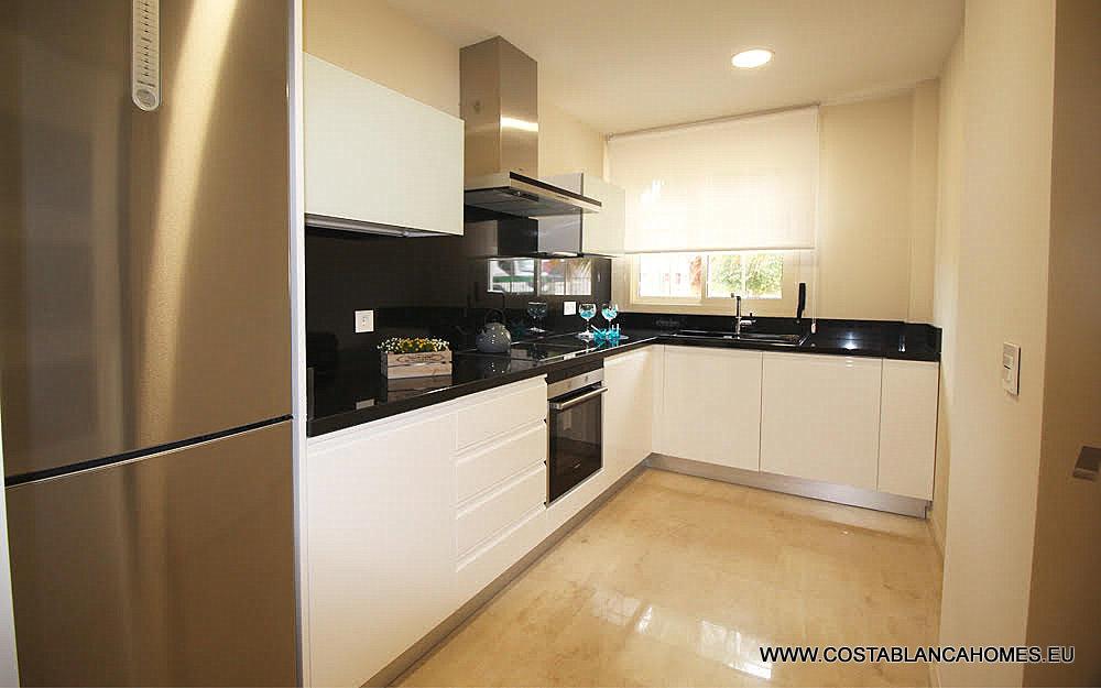 Finestrat appartement s 705 costa blanca - Vliegtuig badkamer m ...