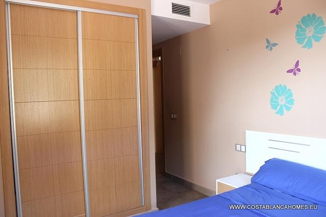 Finestrat appartement r 184 costa blanca - Vliegtuig badkamer m ...